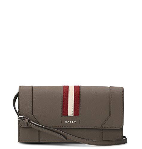 BALLY Luxury Fashion Damen 6219386STAFFORDS15 Grün Brieftaschen   Jahreszeit Outlet -