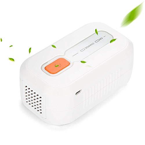Tragbare USB Luftreiniger,Desodorierung Sterilisation Mini Air Purifier Perfekt für Allergiker und Raucher Weihnachten Geschenke