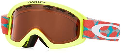 Oakley Herren Schneebrille O Frame 2.0 Xs Octoflow Retina Red Goggle