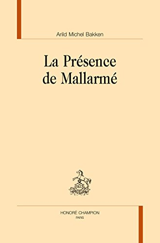 La présence de Mallarmé