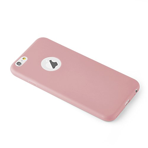 custodia iphone 6 rosa cipria