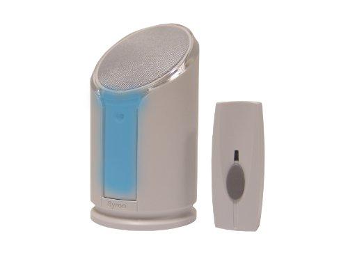 Extra laute Türklingel mit blinkendem Blitzlicht