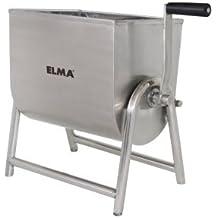 Udom - Amasadora manual inox elma 19l