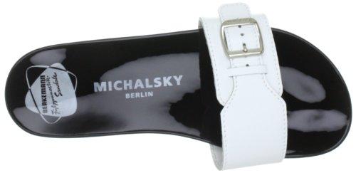 Unisex e1 tr Scarpe Bianco Muli 118 Michalsky 1012930 nwxpY1qY6