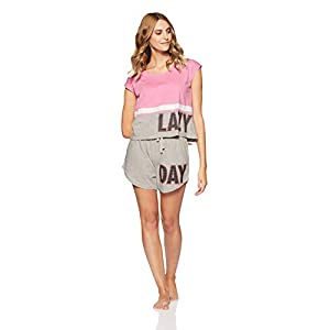 Dreamz by Pantaloons Women's Solid Sleepsuit