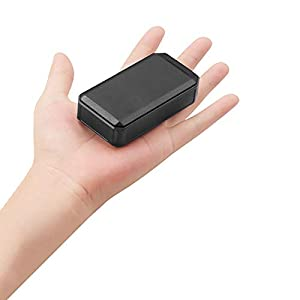 localizador gps para espiar: OMZBM Mini Dispositivo Portátil De Seguimiento GPS En Tiempo Real para Vehículos...