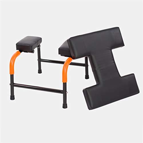 Sedia di yoga Yoga Headstand Bench Stand Famiglia, Palestra alleviare l\'affaticamento e Costruire Il Corpo Sedia Ideale per la Pratica Testa Stand, Shoulderstand, Verticale e Varie Posizioni Yo
