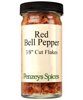 Bell Pepper Red by Penzeys Spices .5 oz 1/4 cup jar