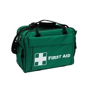 QUALITY CORDURA HEAVY DUTY FIRST AID BAG (FREE PRINTING AVAILABLE)