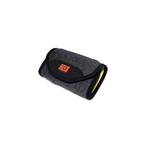 Always On Wrap-Up Case Bag Pouch To Fit Most Compact Digital Cameras - Grey Kamera Case Bag Pouch