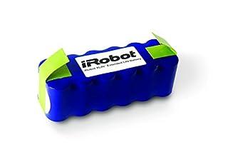 iRobot X-Life Batteria a lunga durata, NiMh, per Roomba e Scooba 450, Originale (B00LPV2NZ8) | Amazon price tracker / tracking, Amazon price history charts, Amazon price watches, Amazon price drop alerts