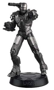 Eaglemoss- Marvel Movie Collection Los Vengadores Figura de Resina del Personaje Máquina de Guerra, Multicolor (EAMOMMFRWS011)