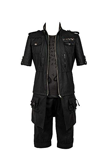 Final Fantasy XV Noctis Lucis Caelum Outfit Jacke Cosplay Kostüm(nur Jacke) - Noctis Cosplay Kostüm