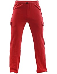 Sweatpants pour Homme BLADE RUNNER - Rouge par GEAR 80% coton pantalon sport