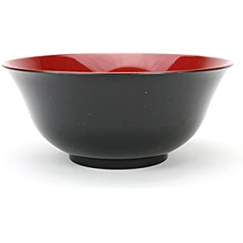 Miso Suppen-Schale / Suppenschüssel mit Deckel ~ schwarz