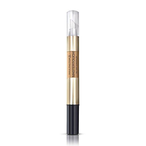 Max Factor Mastertouch Concealer Beige 309 - Flüssige Grundierung - Augenringe abdecken und Rötungen kaschieren - 1 x 15 g