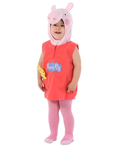 Peppa Pig Costume, Kids Peppa Outfit
