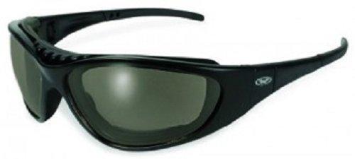 Global Vision Eyewear Sonnenbrille Freiheit Anti-Fog, Rauch Tönung
