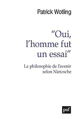 Dorian Astor - « Oui, l'homme fut un essai »