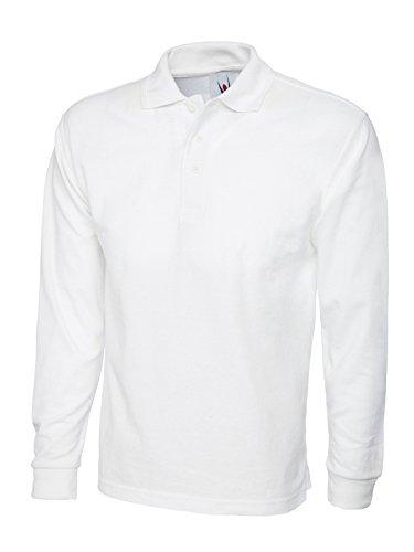 MonogramHerren Langarmshirt Weiß - Weiß