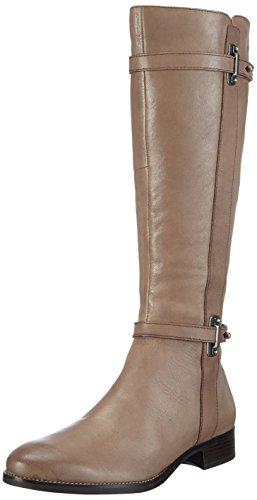 Caprice25615 - Stivali alti con imbottitura leggera  Donna Marrone (Braun (TAUPE 341))