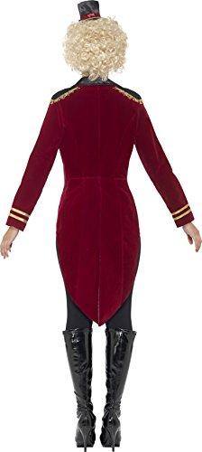 Imagen de smiffy's  disfraz de maestra de pista de circo para mujer talla grande  alternativa