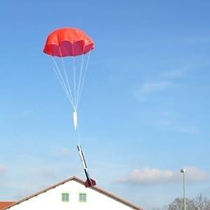 Fallschirm im Durchmesser 45 cm