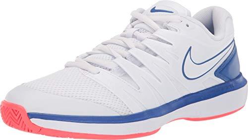 Nike Herren Air Zoom Prestige HC Tennisschuhe, Weiß (White/White-Game Royal-Flash Core 103), - Prestige Air Nike Zoom Tennis