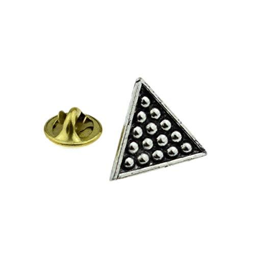 Gtr-prestige Giftware Snooker Dreieck Englisch Zinn Revers Anstecknadel XTSPBS05