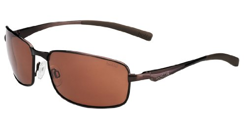 Bollé Sonnenbrille Key West Shiny Brown, M