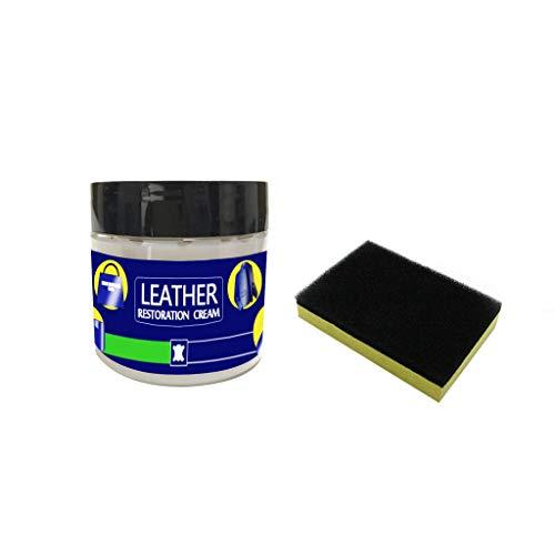 Leder Repair Cream, Chshe❤❤, Füllmasse Leder Reparatur Für Die Restaurierung Von Leder, Brennt Risse Und Löcher, Reparatur Von Schäden Leder Autositz