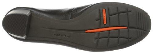 Rockport TM45MMMH V77310, Scarpe col tacco Donna Nero (Noir (Black))