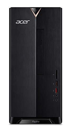 Preisvergleich Produktbild Acer Aspire TC-885 Desktop-PC (Intel Core i5-8400,  8GB RAM,  1TB HDD,  NVIDIA GTX 1050Ti,  Windows 10 Home) schwarz