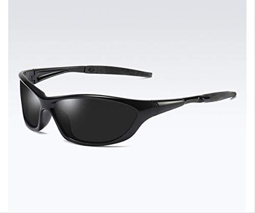 LKVNHP Neue Hochwertige Markendesign-Männer Im Freiensonnenbrille Mit Polarisierten Objektiv-Übergrößen-Männern, Die SonnenbrilleC1 Fahren