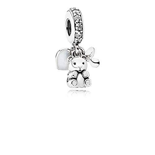 Pandora Original Charm-Anhänger Damen Babys Lieblinge Silber 792100CZ