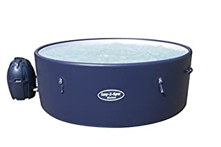 Lay-Z-Spa Monaco Hot Tub 2019 model, AirJet Inflatable Spa, 6-8 Person (B07F35XYH2) | Amazon Products