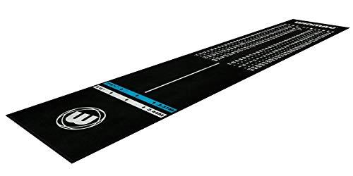 WINMAU Dartmatte OUTSHOT Dartteppich für Steeldart Softdart Dart Matte Teppich