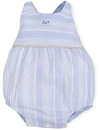 4b416a562 Tutto Piccolo 6885S19 Ropa para Bebé Niño o Niña Ranita Mono Peto Tricot de  Algodón (Tallas de 0 a 24 Meses)