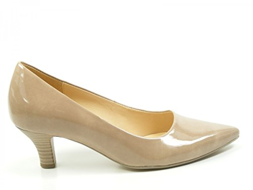 Gabor Shoes 21.250_Gabor Damen Geschlossen Pumps Beige