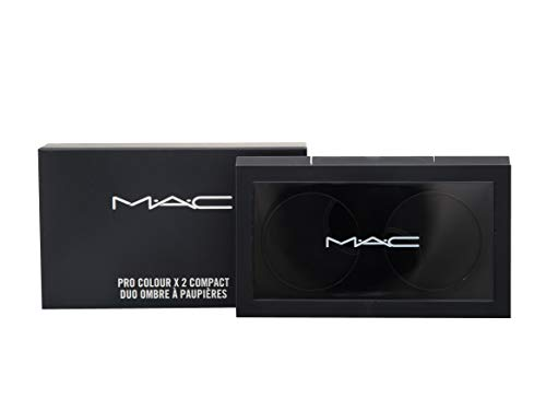 MAC Pro Palette Pro Colour Palette Componibile per 2 Ombretti (Refill Mac)