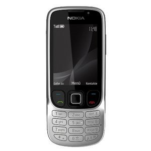Nokia 6303i classic Vodafone-Edition ohne Vertrag steel