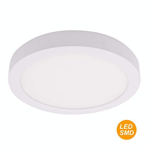 SECEIEL Plafon led Circular 24w Blanco Neutro 4200k