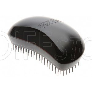 Tangle Teezer Brush Salon Elite - Professional Detangling Hairbrush Black by Tangle Teezer (English Manual)