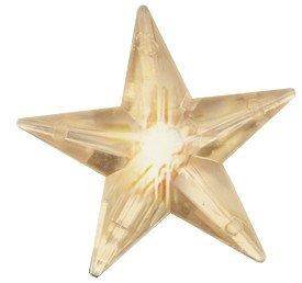 Lichtervorhang Micro 20er Sterne klar 40x180cm Liefermenge = 1 - 2