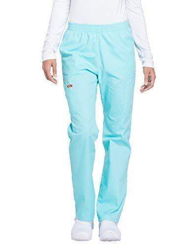 Dickies Damen Medizinische Scrubs Hosen - blau - X-Klein (Scrubs-x-klein Dickies)