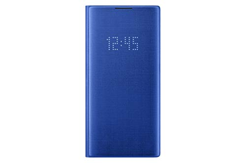 Samsung LED View Cover Bleu Galaxy Note 10+