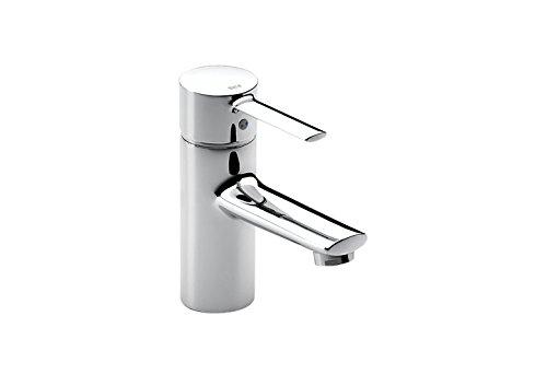 Roca A5A3160C00 – Mezclador monomando para lavabo con tragacadenilla