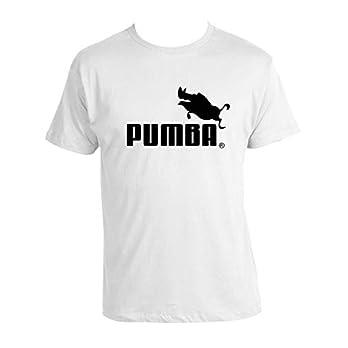 The Lion King Pumba T-shirt Pu-ma Hakuna Matata T-shirt 100% Baumwolle