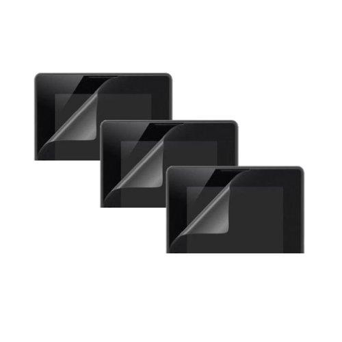 Bralexx 3x Displayschutzfolie für LG Optimus 4X HD P880