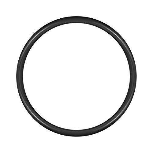 50pcs O-Ringe Nitrilkautschuk 15mm x 17mm x 1mm NBR Dichtungsringe Dichtung DE -